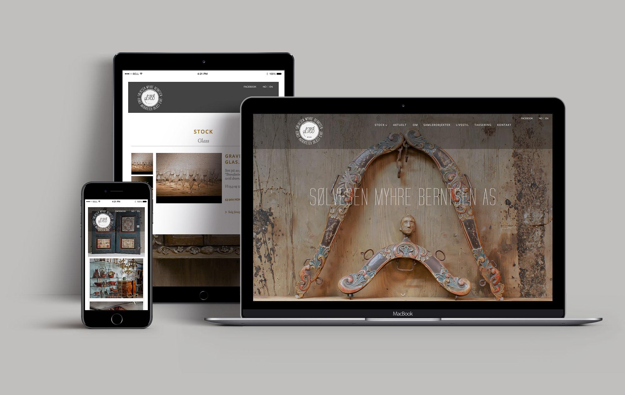 smb  web presentation