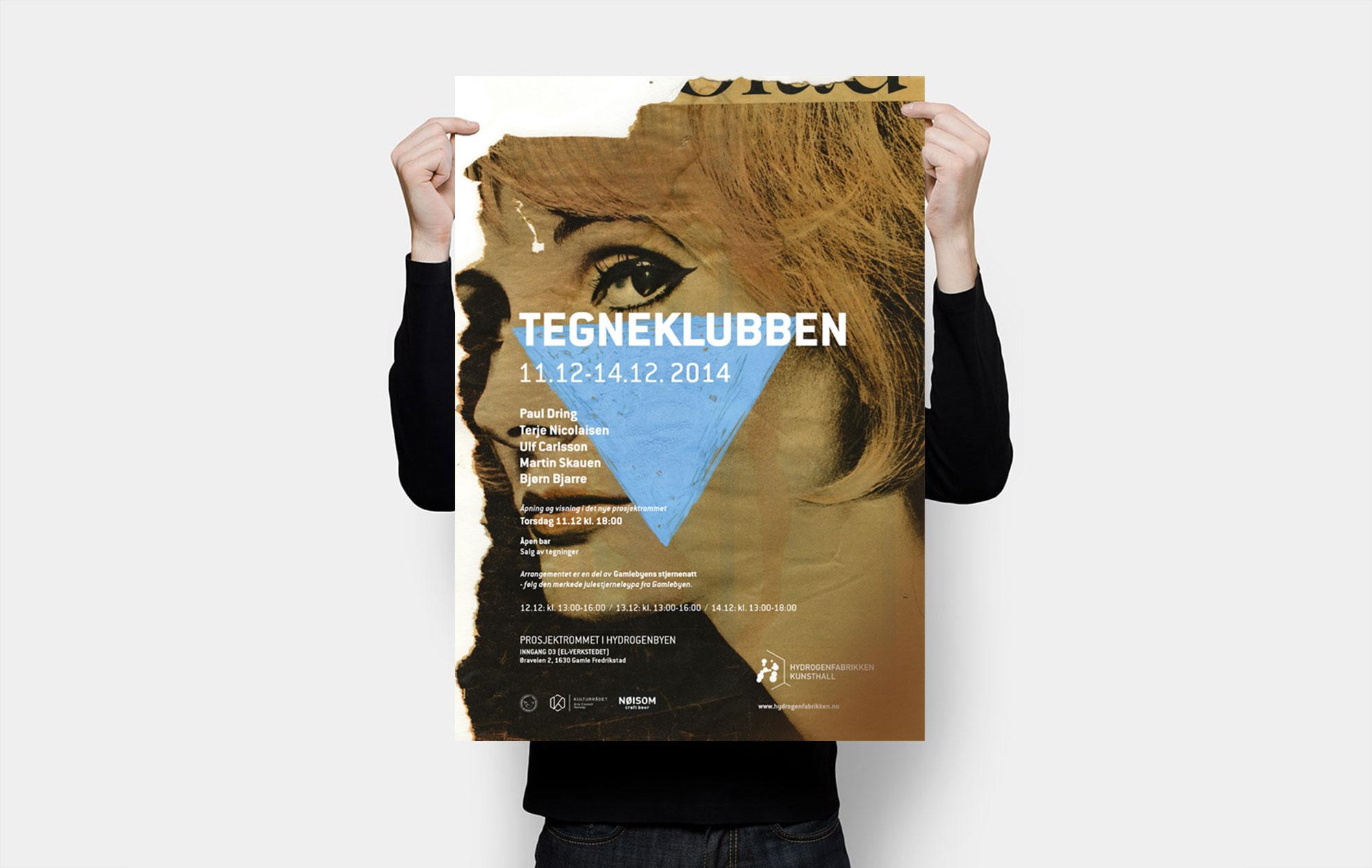 Tegneklubben Poster 1