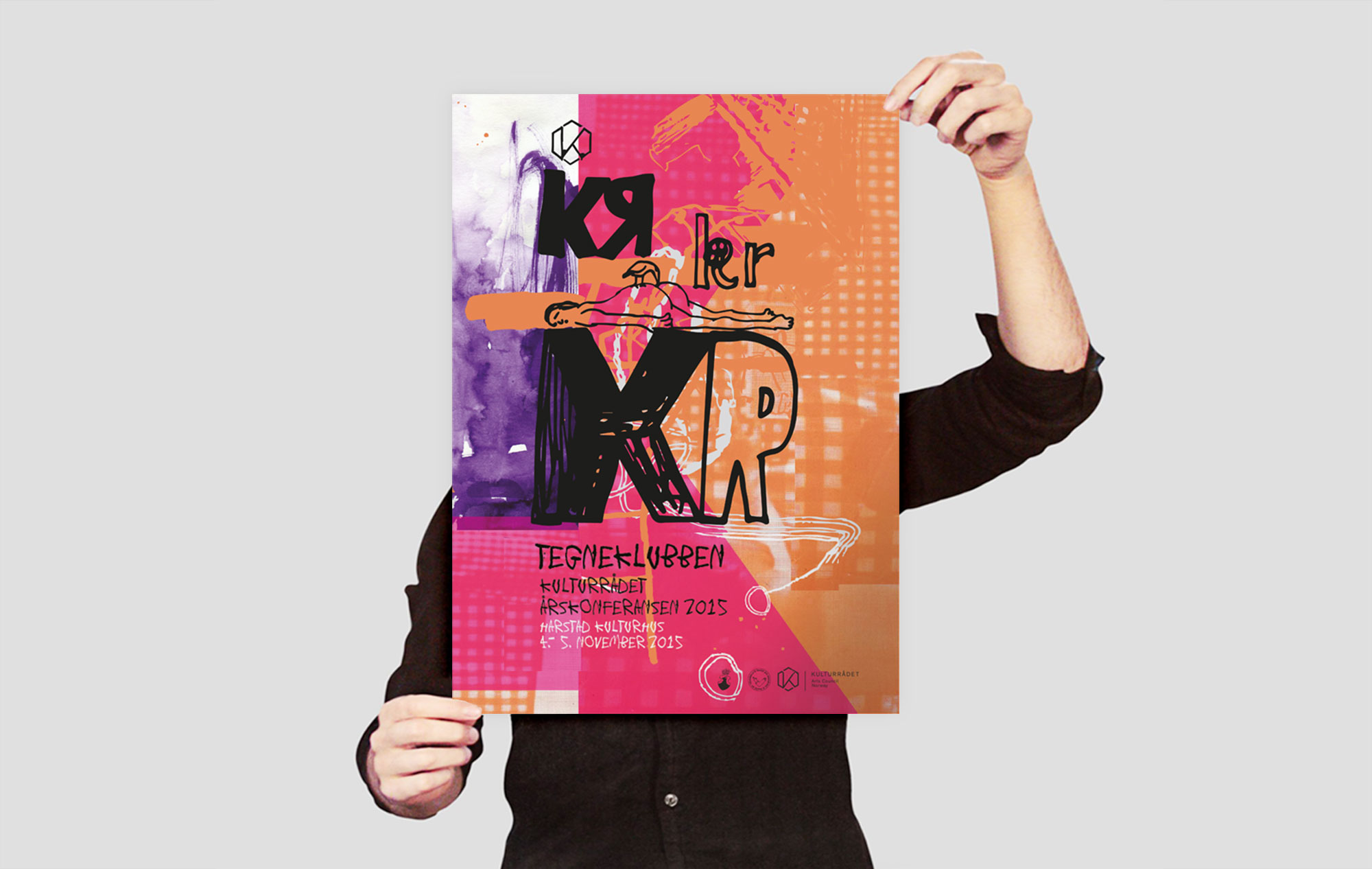 Tegneklubben Poster 2